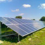 Impianto fotovoltaico installato a terra da 11,960 KWp