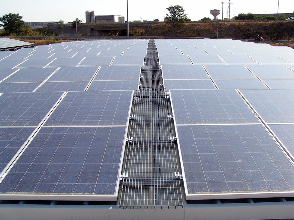 Installazione impianto fotovoltaico da 49,950 KWp