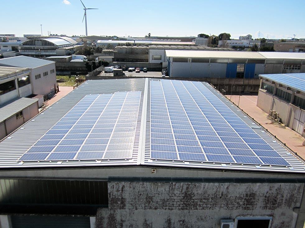 Installazione di pannelli fotovoltaici in Sicilia con IMP.EL.