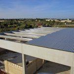 Realizzazione n. 2 impianti fotovoltaici da 99,360 KWp