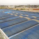 Rifacimento copertura in amianto a Vittoria (RG)