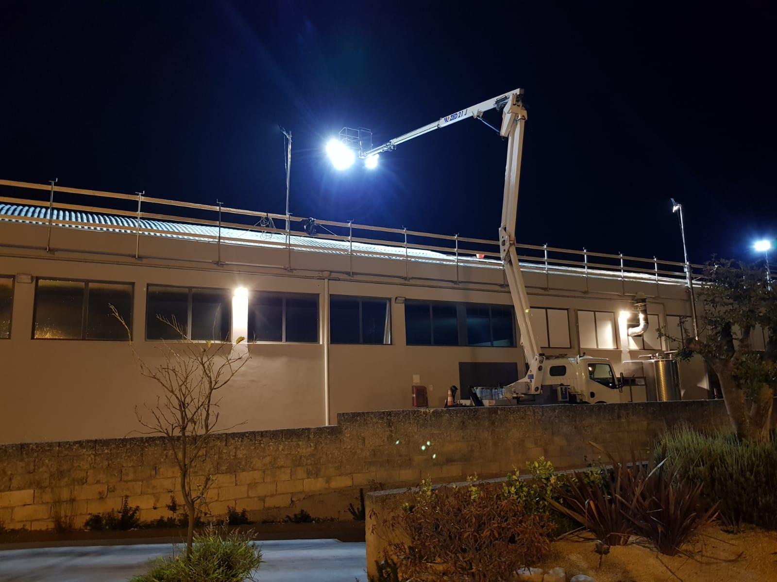La IMP.EL. è specializzata nella rimozione amianto in sicurezza, in tutta la Sicilia. Il personale addetto effettua gli interventi conferiti con professionalità e puntualità, anche nelle ore notturne.