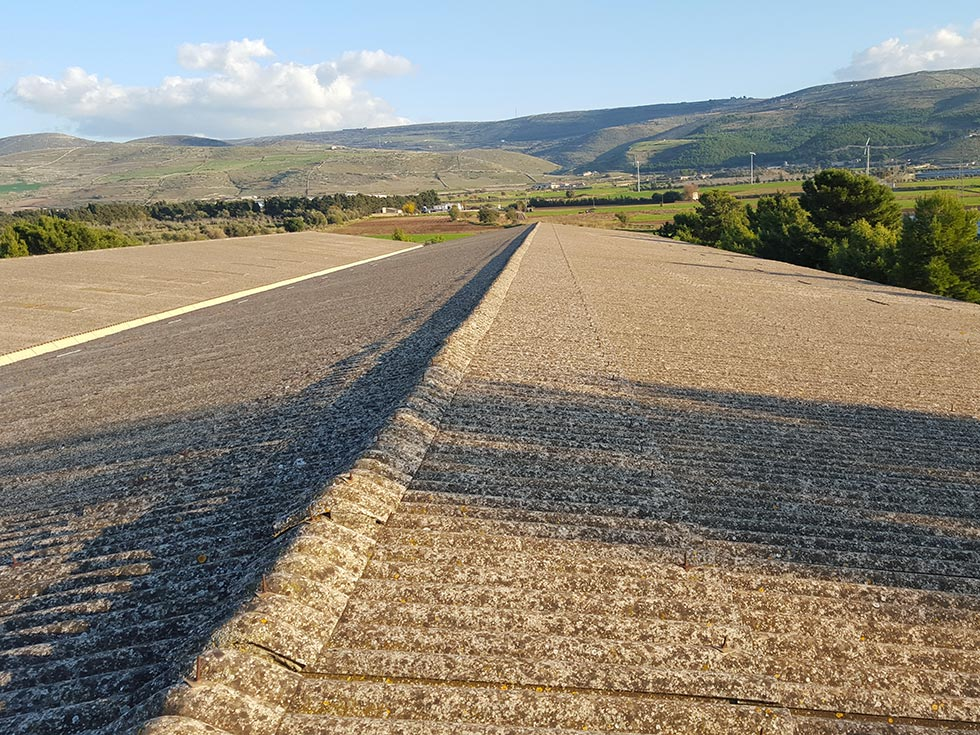 Coperture in amianto   imp.el.   bonifica amianto in sicilia
