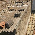 Bonifica e smaltimento lastre rette e recipienti in cemento amianto a Vittoria (RG)